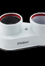 Адаптер разделительный с 60/100 на 80/80 мм Vaillant