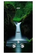 Газовая колонка ДОН JSD-20 EGFT waterfall